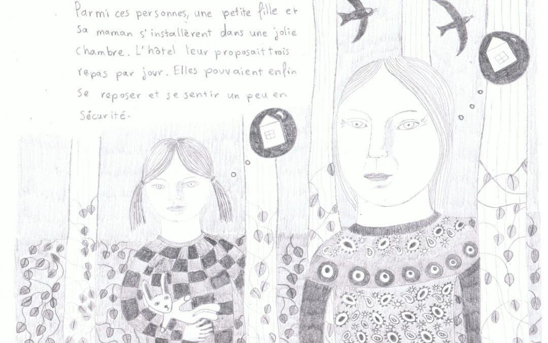 UN CONTE POUR LES ENFANTS – 32ème page est disponible!