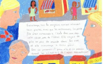 UN CONTE POUR LES ENFANTS – 34ème  page
